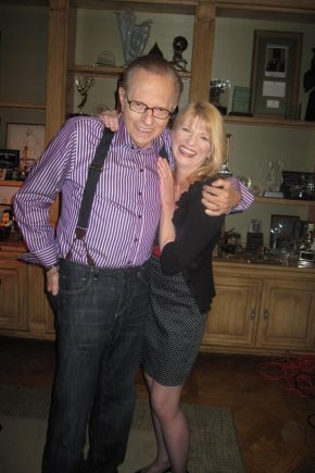 Video interview with the one and only Larry King